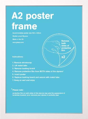 GB Eye LTD, Blanc - A2, 42 x 59.4cm - Eton, Marco