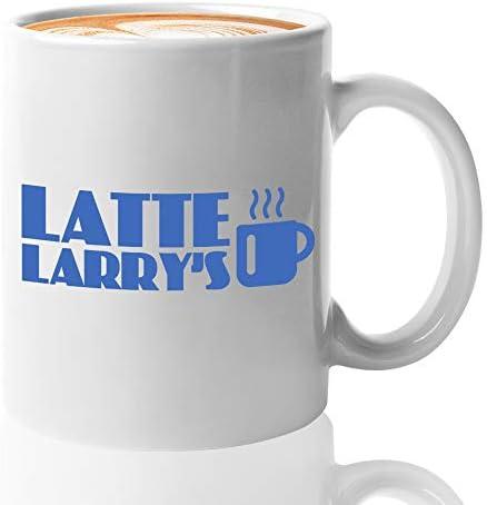 TV Series Coffee Mug Latte Larry s Curb Enthusiasm Funny Television Humor Comedy American Sitcom product image