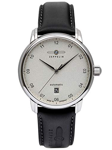 Zeppelin Herren-Uhren Analog Automatik One Size 88127862