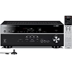 Choosing the best av receiver guide reviews for this year for Yamaha rx v675 7 2 channel network av receiver with airplay