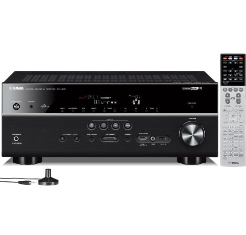 Yamaha AV Receiver with Airplay