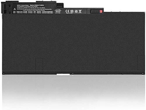 Topnma CM03 CM03XL 717376-001 Laptop Battery Compatible with HP EliteBook 840 845 850 740 745 750 G1G2 Series 717376-001 CM03050XL CO06 CO06XL HSTNN-IB4R HSTNN-DB4Q HSTNN-LB4R HP ZBook 14 [11.1V 50Wh]