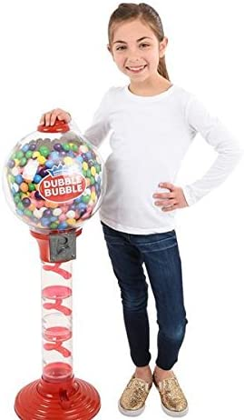 DollarItemDirect 3 Ft Double Gumball Metal 入荷予定 ギフト プレゼント ご褒美 Machine Bubble