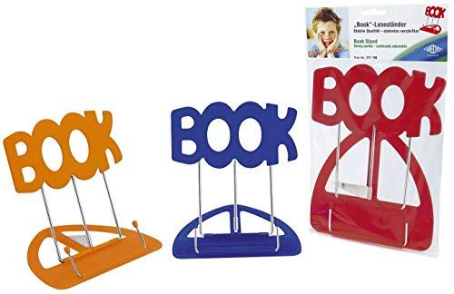 Wedo 211199 Leseständer Book farbig sortiert