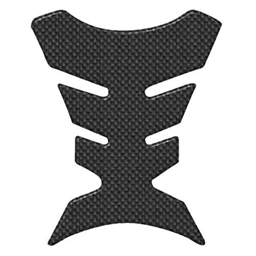 Protection Réservoir Adhésive 3D pour Motos Scorpion, Carbone, 14 x 10,5 cm