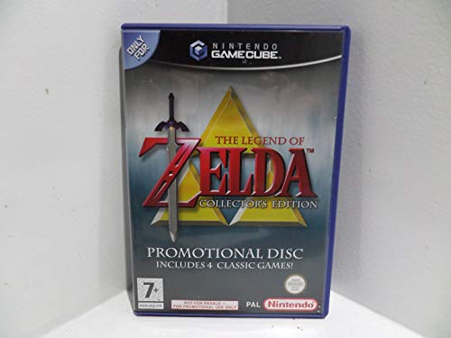 The Legend of Zelda Collector's Edition UK - GC *