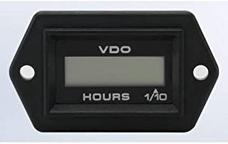 VDO 331-542 Hourmeter Gauge