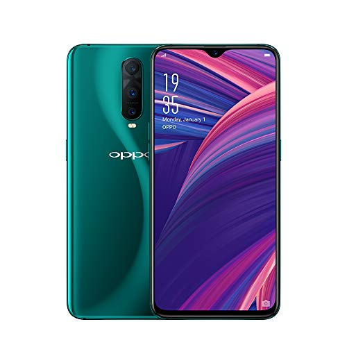 OPPO RX17 Pro 6GB RAM and 128GB Storage 6.4-Inch Dual SIM Smartphone - Green