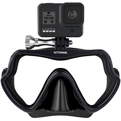 OCTOMASK - Frameless Dive Mask...