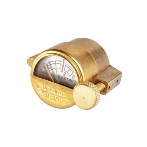 (ペトロマックス)Petromax HK150#149圧力計付きキャップ(ブラス)