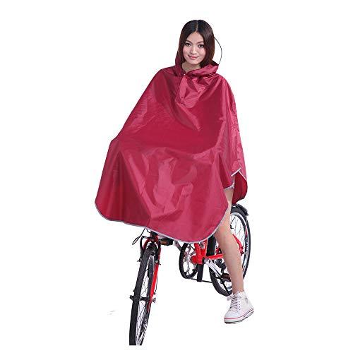 Dongyd Regenjas Poncho Hoodie Regenjas Sjaal Outdoor Fiets Motorfiets Scooter