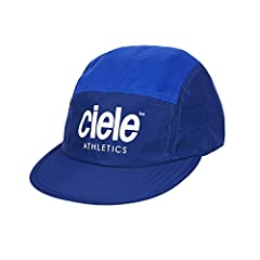 CIELE GOCap - Rooted in Ciele's established standards, the GOCap Athletics is our starting point for every runner running their own personal race. Each cap is designed to keep you cool, protected, and performing at your best. ALL-DAY UTILITY - The Ci...