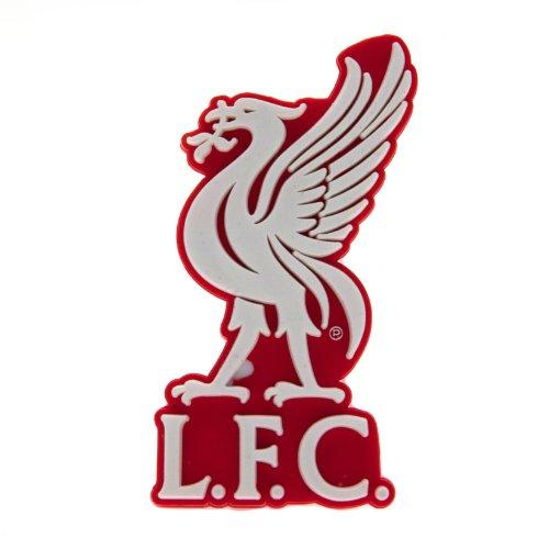 Liverpool FC Football Club Crest Badge 3D Rubber Fridge Magnet Fan Gift Official