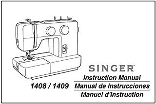 singer 1409 manual