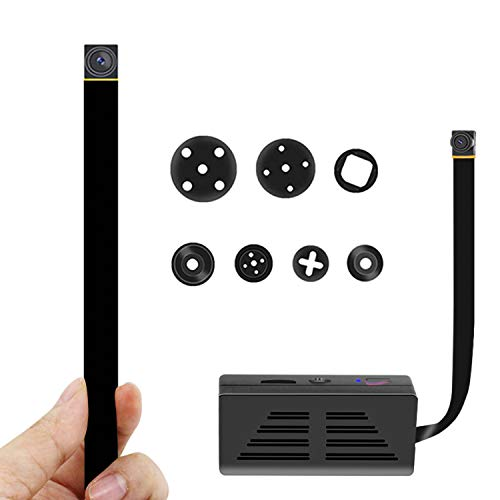 超小型カメラ HD 1080P 高画質 大容量32GB 小型 長時間録画 隠しカメラ スパイカメラ 小型カメラ ミニ ビデオカメラ 防犯 監視 盗撮 証拠撮影対応(日本語取扱)