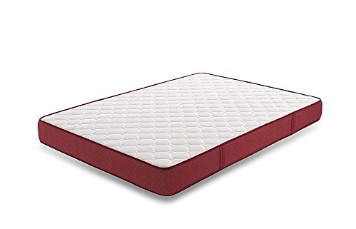Hogar24-Colchón viscoelastico Viscoplus doble capa reversible tejido Air Fresh 3D Medida 80X190 y espesor 15 cm
