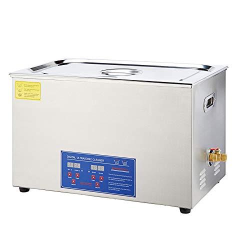 Sfeomi Limpiador Ultrasónico Digital 600W 30L Limpiador Ult