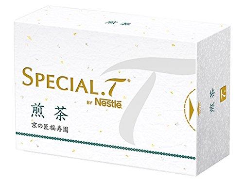 Nestle スペシャルT専用カプセル 【京の匠 福寿園 シリーズ】 煎茶 SCF01