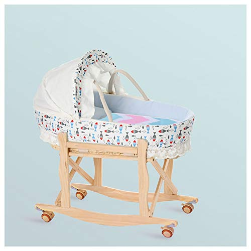 For Sale! HLR-Travel Beds Multifunction Travel Crib, Portable, Newborn Indoor and Outdoor Dual Use C...