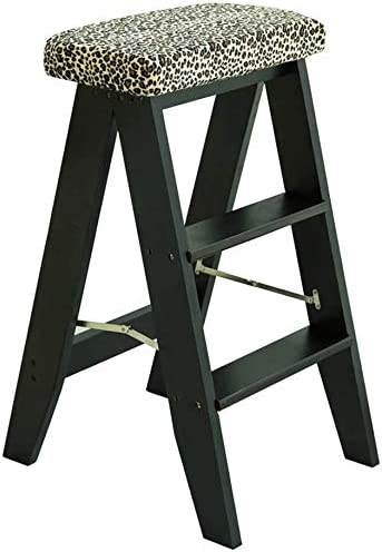 New mail order TZSMJT Step Stool Multifunction Foldable Ladder Indoor Challenge the lowest price Household
