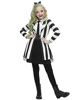 Spirit Halloween Kids Beetlejuice Dress - XL