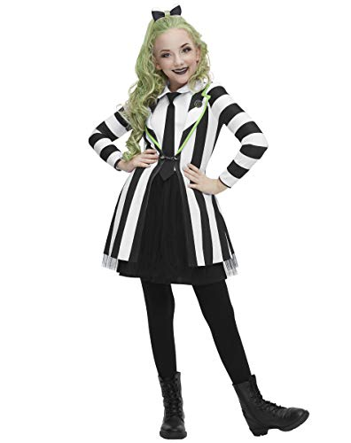 Child's Beetlejuice Dress for Girls in Three Sizes