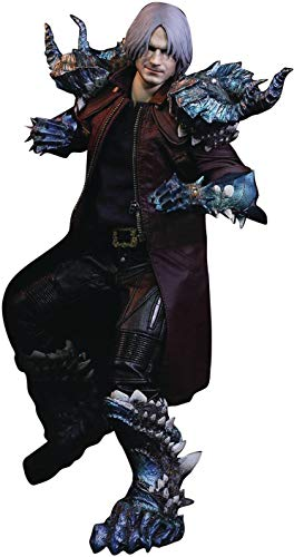 Asmus Toys Devil May Cry V: Dante (Luxury Version) 1:6 Scale Action Figure, Multicolor