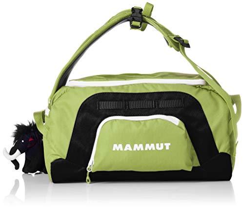 Mammut Unisex Kinder First Cargo Rucksack, sprout-Black, 18 L