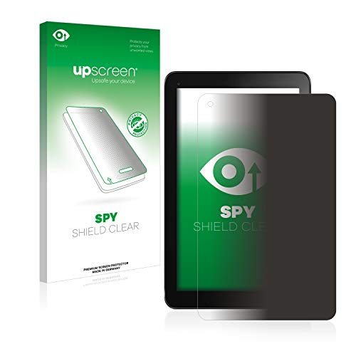 upscreen Anti-Spy Blickschutzfolie kompatibel mit Odys Lux 10 Privacy Screen Sichtschutz Bildschirmschutz-Folie
