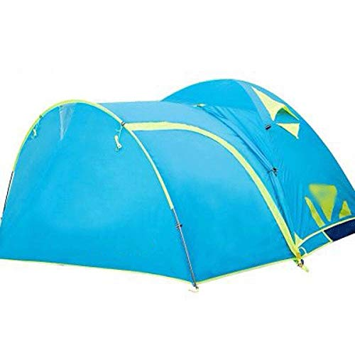 CttiuliZpe Tent, Lightweight 1 Person 4 Season Tent for Backpacking Waterproof Single Person Camping Tent for Outdoor Travel Hiking Mountaineering - Easy to Set,Outdoor Tents for Backyard,