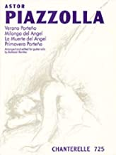 Astor Piazzolla: Verano Porteno and Three Other Pieces (Chanterelle) (Spanish Edition) by by Astor Piazzolla (1998-02-20)