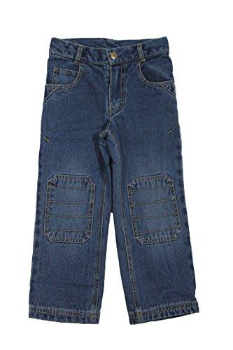 sigikid Jeans gefüttert Thermohose jeansblau, Jeansblau, 98
