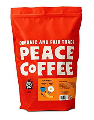 Peace Coffee, Organic Fair Trade Whole Bean Coffee