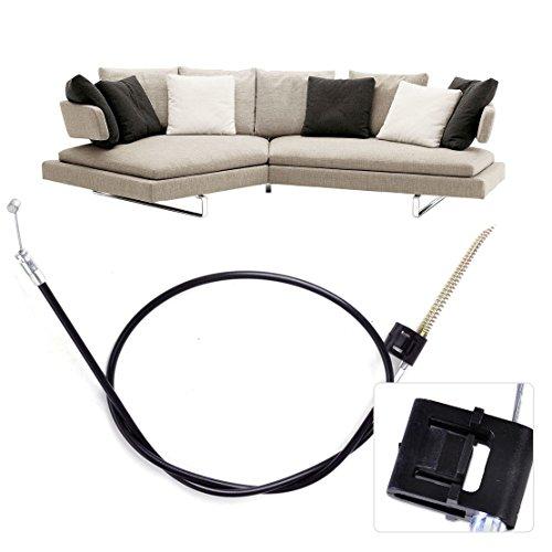 Eastar Metall-Sessel Sofa-Handgriff Kabel Couch Auslösehebel Ersatz-Kabel