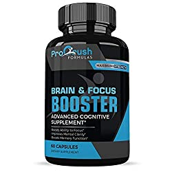 Best Brain Supplements 2020.Ranking The Best Memory Supplements 2020 To Make Your Brain
