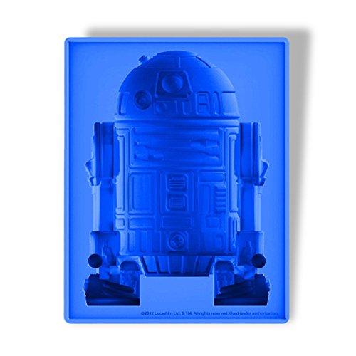 Star Wars R2-D2 Droiden XL Silikon Form für Kuchen Pudding Eis 18x22x6cm