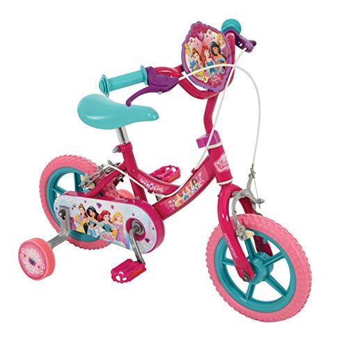 Disney Princess Girls 12' Bike, Purple