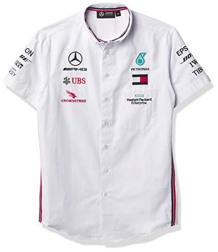 Official Formula One - Mercedes-AMG Petronas Motorsport 2020 - Team Hemd - Size: L