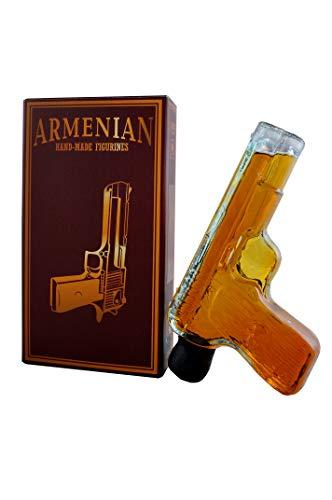 armenischer Weinbrand Pistole, 40% Alk, 5 Jahre gereift, 0,2L