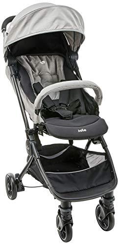 Joie Pact Lite Stroller Grey Flannel