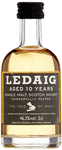 Ledaig 10 Jahre Single Malt Whisky (1 x 0.05 l)