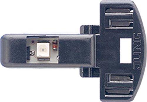 Preisvergleich Produktbild Jung 961248LEDRT LED-Leuchte,  rot,  12-48 V,  4 mA