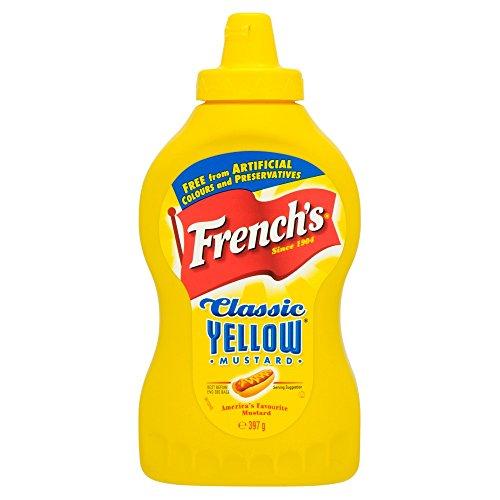French's Classic Mustard 397g - Original amerikanischer Senf