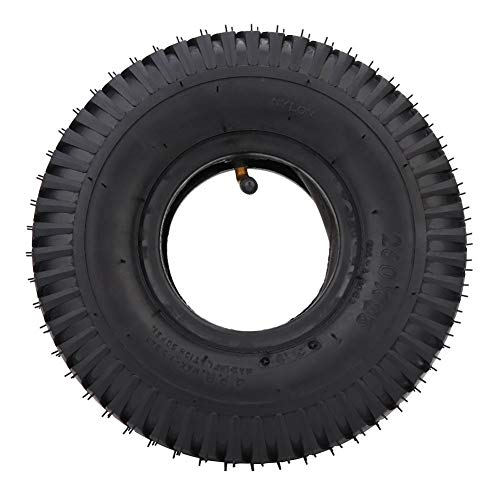 Nikou Inner Tube Tire-Wear-Resistant 3.00-4 / 260X85 Tire + Inner Tube for Scooter and Wheelchair