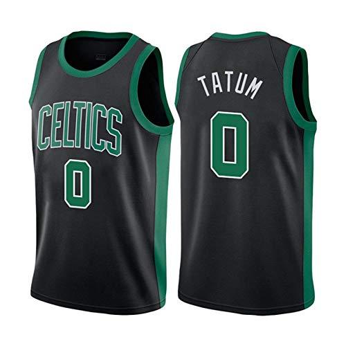 Camisetas para Hombres, 7 Estilo NBA Boston Celtics # 0 Jayson Tatum...