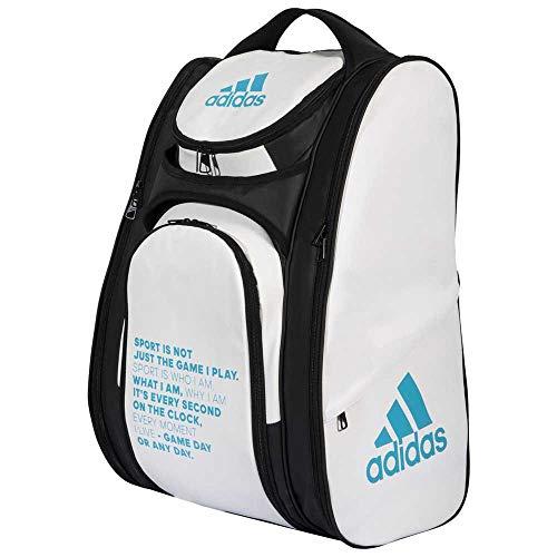 Adidas Padel Paletero Adidas MultiGame Blanco 2020, Adultos Unisex, White, Talla Única