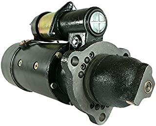 DB Electrical SDR0010 Starter Compatible With/Replacement For Case, Caterpillar, Cummins, Ford, Freightliner, Truck, Equip...