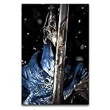 ZSBoBo Dark Souls Artorias - Póster decorativo para pared, diseño de artorias de 30 x 45 cm