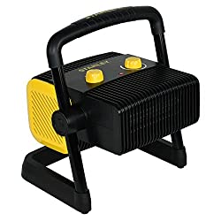 in budget affordable STANLEY ST-300A-120 Electric heater, black, yellow