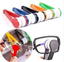 Kit 2 Peças Ferramenta de Limpeza de Óculos em Microfibra